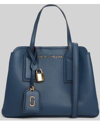 Marc Jacobs The Editor 29 Leather Satchel - Blue