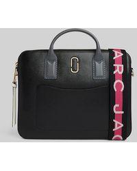 """Marc Jacobs - Snapshot Commuter 13"""" Laptop Bag - Lyst"""