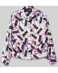 Marc Jacobs The Pajama Top - White