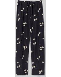 Marc Jacobs The Pajama Pants - Black