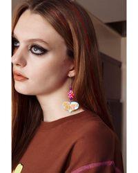 Marc Jacobs Higher Self Earring Earrings - Multicolor