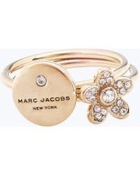 Marc Jacobs - Mj Coin Charm Rings - Lyst