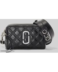 Marc Jacobs - The Quilted Softshot 21 Cross Body Bag - Lyst