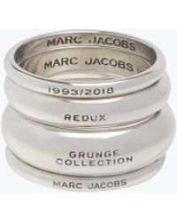 Marc Jacobs - Ring Set - Lyst