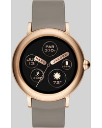 Marc Jacobs - Riley Touchscreen Smartwatch - Lyst