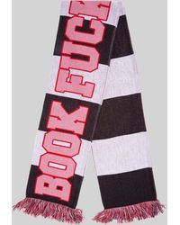 Marc Jacobs - Bookmarc Scarf - Lyst