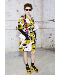Marc Jacobs - Oversize Printed Shirt - Lyst