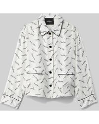 Marc Jacobs New York Magazine® X The Pajama Top - White