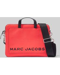 "Marc Jacobs - The Box 13"" Laptop Commuter Bag - Lyst"
