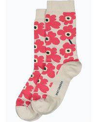 Marimekko Hieta Unikko - Pink