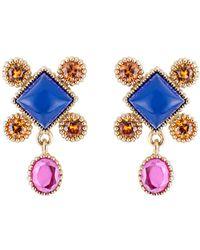 Larkspur & Hawk - Cora Stud Earrings - Lyst