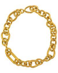 Cult Gaia Reyes Necklace - Metallic