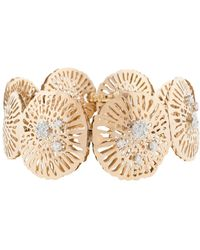Federica Rettore - Gorgonia Diamond Bracelet - Lyst