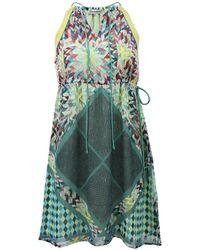 Conditions Apply Zanvio Dress - Green