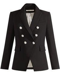 Veronica Beard Miller Dickey Jacket - Black