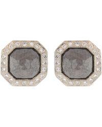 Todd Reed - Fancy Cut Diamond Stud Earrings - Lyst