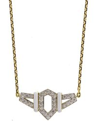 David Webb - Flight Necklace - Lyst