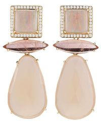 Dana Rebecca - One Of A Kind Earrings - Lyst