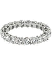 Kwiat Diamond Eternity Ring - Metallic