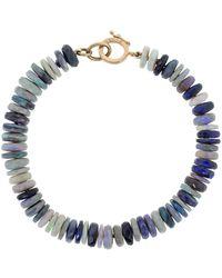 Irene Neuwirth Opal Bead Bracelet - Blue