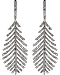 Sidney Garber - Plume Earrings - Lyst