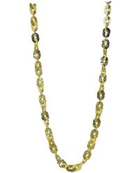Victor Velyan - Hammered And Woven Chain - Lyst
