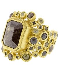 Todd Reed   Natural Diamond Ring   Lyst