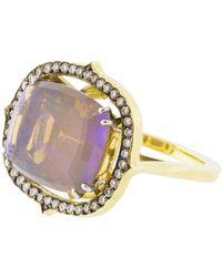 Sylva & Cie - Ethiopian Jelly Opal Ring - Lyst