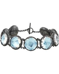 Larkspur & Hawk - Olivia Button Bracelet - Lyst