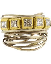 Boaz Kashi - Princess Wire Wrap Ring - Lyst