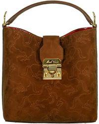Mark Cross Murphy Small Bag - Brown