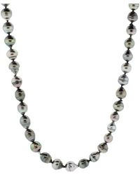 Katherine Jetter - Tahitian Pearl Necklace - Lyst