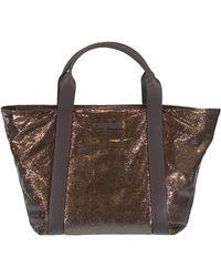 Brunello Cucinelli - Broken Glass Shopper Bag - Lyst