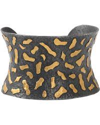 Yossi Harari - Libra Corset Cuff Bracelet - Lyst