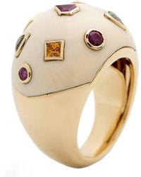 Bibi Van Der Velden Heritage Pop Art Ring - Multicolour
