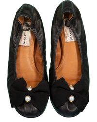 Lanvin Flats for Women - Up to 75% off