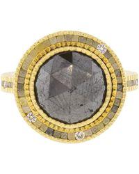 Todd Reed - Black Diamond Ring - Lyst