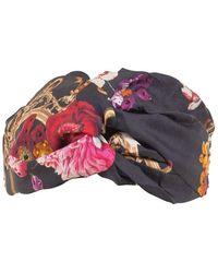Camilla Mirror Mirror Woven Twist Headband - Multicolour