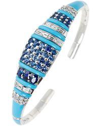 Nikos Koulis Oui Blue Sapphire Bracelet
