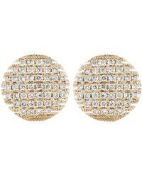 Dana Rebecca Lauren Joy Large Stud Earrings