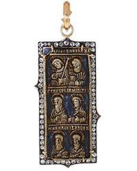 Sylva & Cie | Apostle Icon Pendant | Lyst