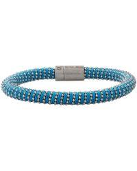 Carolina Bucci - Turquoise Twister Band Bracelet - Lyst
