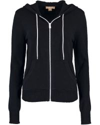 Michael Kors - Single Zip Hoodie - Lyst