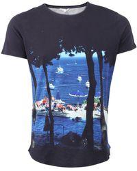 Orlebar Brown - Hulton Getty T-shirt - Lyst