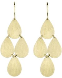 Irene Neuwirth - Four-drop Chandelier Earrings - Lyst