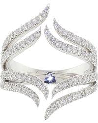 Dana Rebecca | Sarah Leah Diamond Ring | Lyst