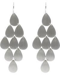 Irene Neuwirth - Nine-drop Chandelier Earrings - Lyst