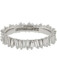 Suzanne Kalan Baguette Diamond Eternity Band - Multicolor