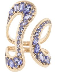 Fernando Jorge - Tanzanite Open Stream Ring - Lyst