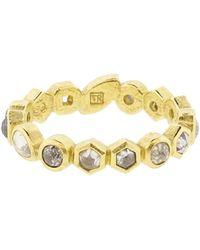 Todd Reed Fancy Cut Diamond Ring - Metallic